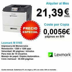 Impresora A4 Monocromo...