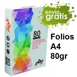 2,64€/Ud. 15 Cajas Folios...